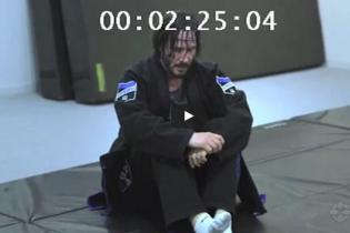 Videó: Keanu Reeves nem viccelte el a felkészülést a John Wick-re