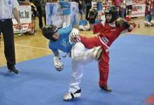 Izgalmas küzdelmek a Békés megyei Harcművész Bajnokságon