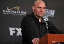 Dana White: az UFC közel tízmillió dollárt fizetett már ki Wanderlei Silvának