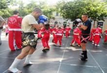 Békéscsabán szeretik a kick-bokszot –Hajrá Viharsarok!