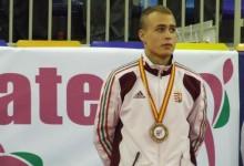 Szegedi Döme megnyerte a Karate1 Premier League sorozát!