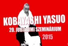 Kobayashi Yasuo 20. Jubileumi Szeminárium