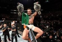 Conor McGregor nem kétdivíziós világbajnok többé
