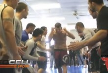Videó: Nate Diaz megkapja a fekete övet