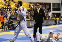Megvan hazánk első felnőtt Jiu Jitsu világbajnoki aranyérme!