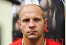 Fedor Emelianenko elmeséli, hogy miért nem szerepelt az UFC-ben