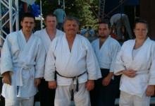 Aikido tábort rendeztek Verebics Antal emlékére