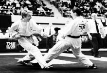 A 15. WKF bajnokságon vonult vissza Tóth Beatrix