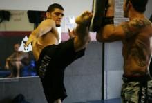 Nick Diaz nem fogja támadni Anderson Silva sérült lábát