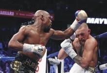 Mayweather valóra váltotta ígéretét, és kiütötte McGregort