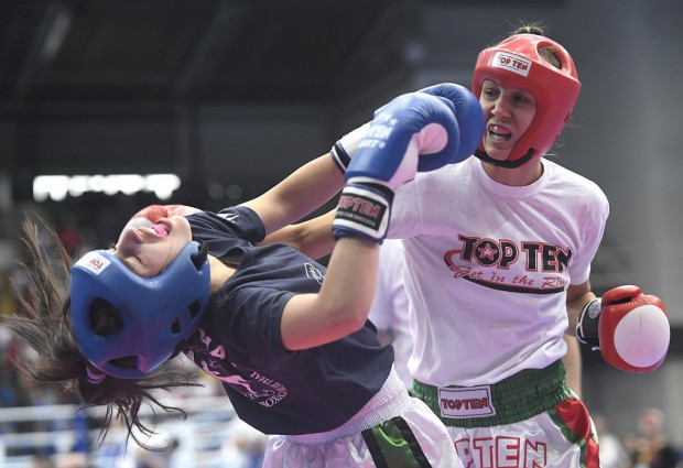 Magyar kick-box sikerek Európa-szerte