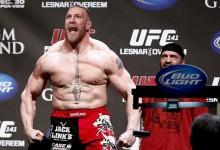 Conor McGregor nagyobb sztár, mint Brock Lesnar?!?!