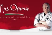 Mas Oyama Memorial Cup 2014: Világversennyel emlékeznek Veszprémben a legendás mesterre