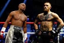 Floyd 15 milliót ajánlott Conornak egy bokszmeccsért