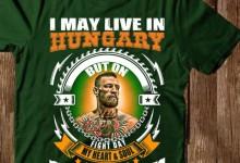 Conor McGregornak szurkolsz? Ez a póló neked készült!