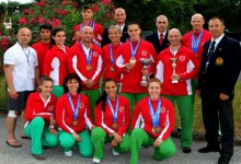 Jelentős magyar wado-ryu sikerek a WUKF Karate Európa-bajnokságon