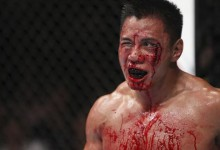 Megrendült Cung Le hite az UFC-ben