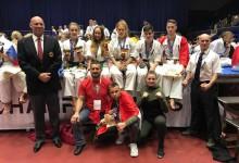 Az I.K.O. világszervezet Európa Bajnoksága volt Bukarestben.