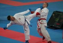 Erdős Martin ezüstérmes a karate Eb-n