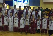 Tíz érmet szereztek taekwon-dósaink Boszniában