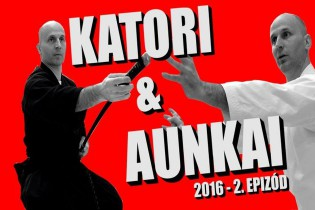 Videó: a Katori Shinto Ryu és az Aunkai világa