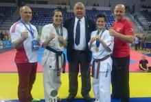 12 magyar érem a grúziai shinkyokushin karate Eb-n