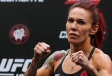 Holnap hajnalban debütál az UFC-ben a világ legfélelmetesebb nője