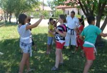 Az iskola, ahol önvédelmi és harcművészeti oktatás is folyik
