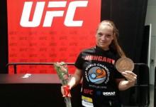 Világbajnoki bronzérmet nyert Nánási Fatime – exkluzív interjú!