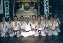 Judd Reid rendhagyó szemináriumot tart az Össz-Kyokushin VB után Szentesen