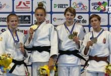 Két magyar bronzérem a junior Európa-bajnokságon