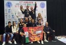 Magyar sikerek a XXII. kick-box világkupán