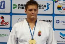 Ifjúsági Európa-bajnok lett Sipőcz Richárd nehézsúlyban