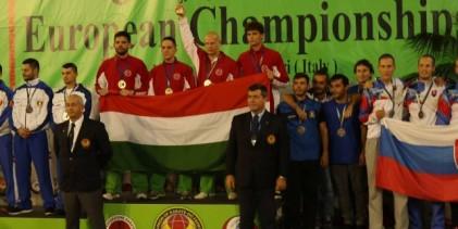 Szenzációs magyar sikerek a WUKF karate Európa-bajnokságon