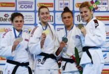 Gercsák Szabina aranyérmet nyert U23-ban