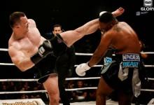 Mirko Cro Cop visszatért az UFC-hez