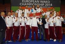 Két arany és két ezüst a Kick-box Európa-bajnokságon