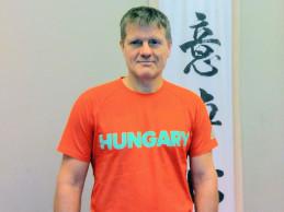 Hecker Balázs vezetheti olimpiára a karatésokat
