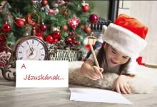 Idén is ajándékoz a Hegyem – írj a Jézuskának!