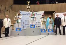 Dobjon el mindent: Végerbauer Roberta aranyérmes az 5. KWU Junior Kyokushin Karate vb-n