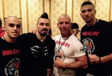 5 magyar harcos küzd az UFC előszobájának tartott amatőr vb-n