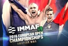 Hat magyarért szurkolhatunk az UFC amatőr Európa-bajnokságán