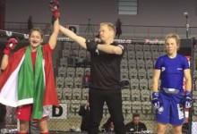 2 magyar győzelem, 4 vereség az UFC amatőr Európa-bajnokságán