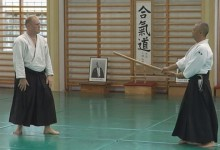 Sikeresen levizsgáztak a magyar aikidósok a japán mester előtt