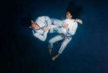 Mondjuk azt: akinek nincs jobb dolga, most nézhet vízalatti harcművészetet!