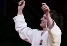 Joó Abigél aranyérmet szerzett a havannai GP-n