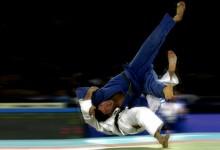 Lassított videón a judo szépsége
