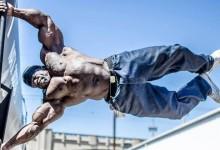 """Kali """"YouTube-sztár"""" Muscle, a börtönök izomszörnye ringbe száll"""