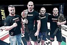 Bemutatjuk Jani 'Káposzta' Istvánt, a magyar MMA nehézsúlyú bombázót