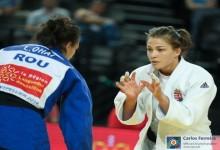 Csernoviczki Éva és Karakas Hedvig remekelt a Judo GP-n